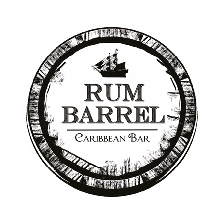 logo cocktailbar rum barrel amsterdam